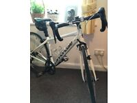 Cannondale synapse Claris women's road bike 44cm frame