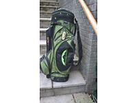 Sun Mountain golf bag for sale.