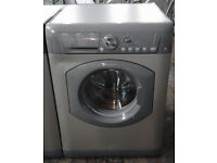 B531 Graphite Hotpoint 8kg 1300Spin Washing Machine, Comes With Warranty & Can Be Delivered
