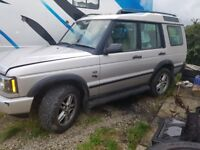 Discovery td5 spares or repairs