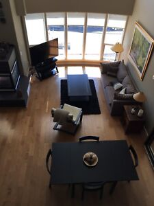 Furnished Mission Loft for rent