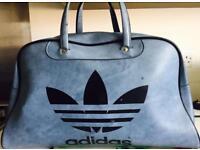 Adidas peter black bag 1970's