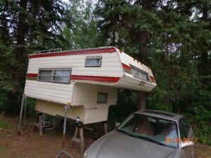 Nice clean 8 foot camper