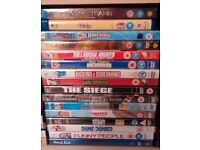 JOB LOT DVD'S and BLU-RAY