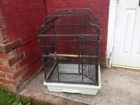 LARGE PARROT OR BIRD CAGE SMETHWICK £25