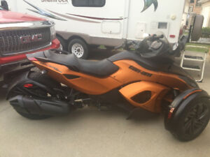 Can Am Spyder RS-SE