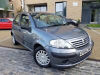 Citroen C3 1.4 i Desire 5dr A/C+HISTORY+2 KEYS IDEAL FIRST CAR+1 YEAR MOT.