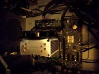 lga1156 motherboard and i5 quadcore cpu fan combi