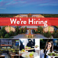 Current: Restaurant, Beverage & Banquet Career Opportunities