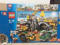 Lego 4204 City - Mine