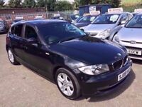 BMW 116i 1.6 SE 6 SPEED 5 DOOR 2008 / HPI CLEAR / 88K MILES / OIL LIGHT ON