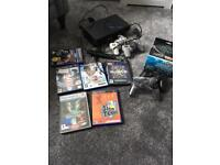Ps2, 1 memory card, 4 controllers, 6 games!