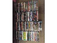 Job lot used DVD'S 131 + 3 PSP films