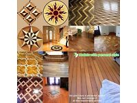 Wood flooring, Laminate flooring