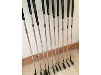 Men's Ping Copper Berallium IST black dot irons
