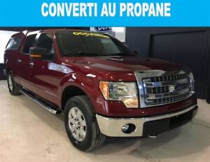 2014 Ford F-150 SCREW, XTR, CONVERTI AU PROPANE