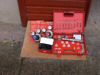 Murex Oxy / Acetylene Welding and Cutting Kit and Gauges, never been used
