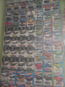 Collection hot wheels