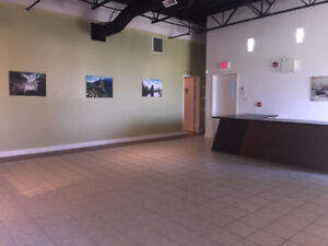 Large Bright Office Space Available August 1st 2017!!