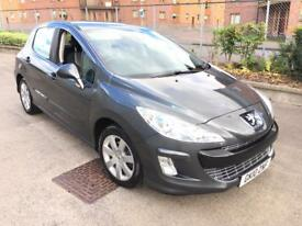 Stunning 2010 10 Peugeot 308 1.6Hdi 90 Sport **3 Owners+Only 98000+Full History+Only £30 Tax**