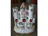 Coalport Fine Bone China The Clock Tower
