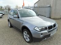 2008 BMW X3 2.0 20d SE 5dr / FINANCE AVAILABLE / Diesel / Warranty