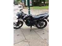 Jianshe st 125cc - only 9000 miles