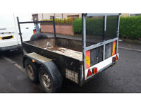 8x4 HEAVY DUTY TRAILER