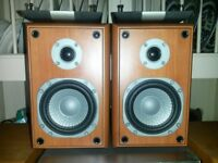 Tangent HTD -40 Shelf Speakers 60W RMS