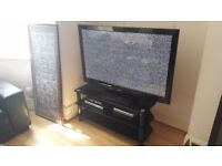 Great 50' Panasonic HDTV Plasma TV PLUS FREE Stand
