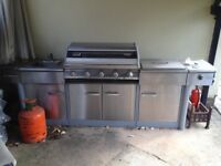 Discovery Outdoor Kitchen BBQ for Sale £750