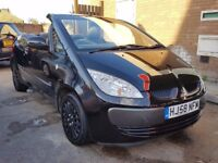 Mitsubishi Colt Cabriolet 1.5, 2 Owners, FSH, Immaculate, Warranty