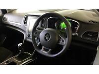 2017 Renault Megane Hatch 1.5 dCi Dynamique S Nav 5dr 17 Manual Diesel Hatchback