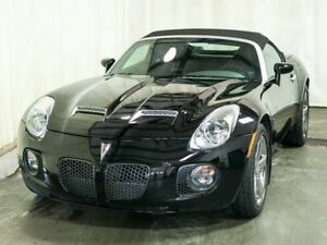 2007 Pontiac Solstice GXP Convertible w/ Factory Performance Upg
