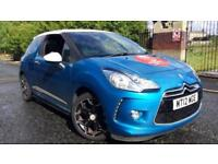 2012 Citroen DS3 1.6 e-HDi 110 Airdream DSport Manual Diesel Hatchback