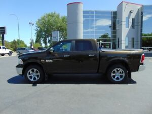2013 RAM 1500 Laramie Black Gold 4X4 Truck