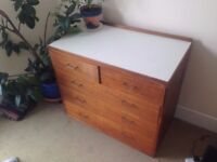 Chest of Drawers ( great condition) £15