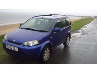 2002 Honda HR-V 4WD 1.6 good condition with new mot