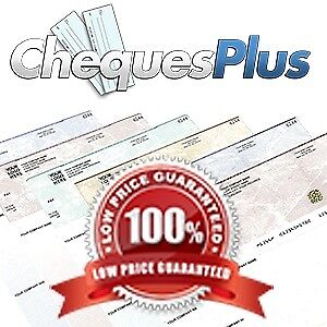 Business And Personal Cheque Printing -FREE Same Day Shipping