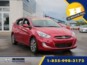 2017 Hyundai Accent HATCHBACK SE AUTO TOIT BLUETOOTH MAGS