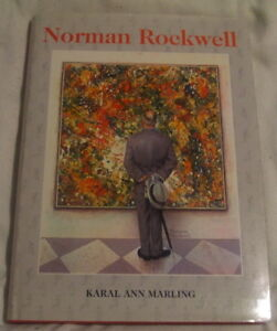 """Norman Rockwell by Karal Ann Marling """"in english"""""""