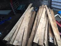 9x2 timber beams