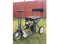 **REDUCED £1500 ono** Grey Mobility Scooter - Di Blasi R30