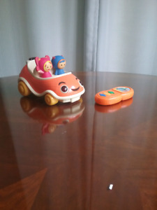 Team Umizoomi Car