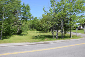 Large Property in the Village of Baddeck.