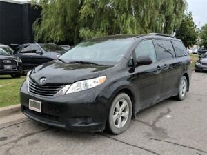 2012 Toyota Sienna LE, 8 PASSENGER, BAC