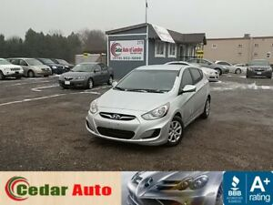 2014 Hyundai Accent GL - Managers Special