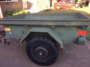 M101 Jeep Trailer