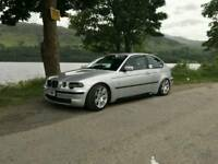 BMW 320TD COMPACT SWAP