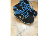 Minion ankle boots